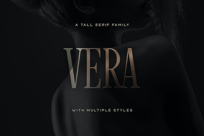 Thumbnail for Vera Typeface