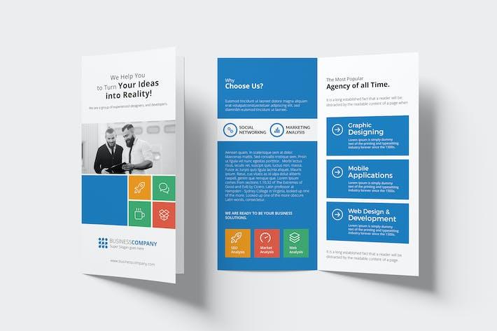 Thumbnail for Bi-fold DL Brochure