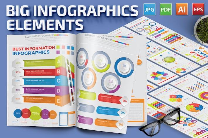 Thumbnail for Big Infographics Elements