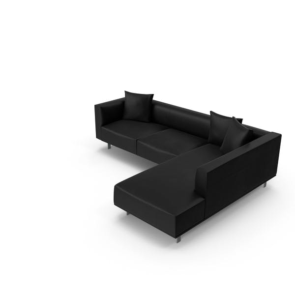 Thumbnail for Modern Sectional/Modular Sofa