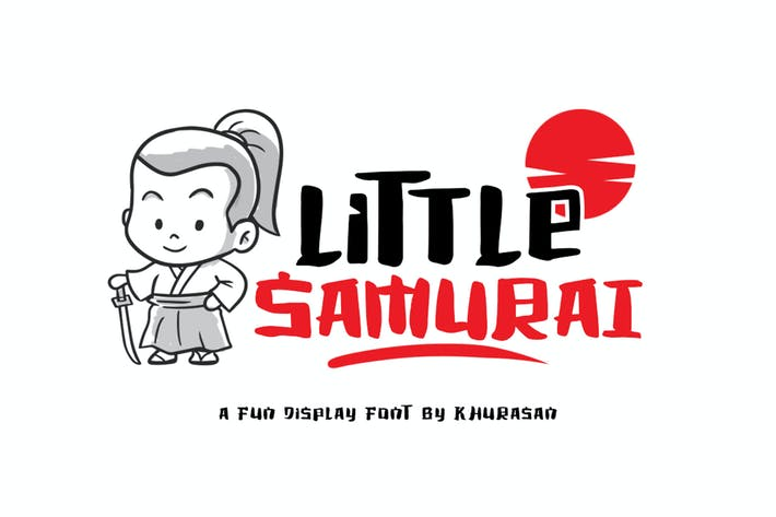 Thumbnail for Little Samurai