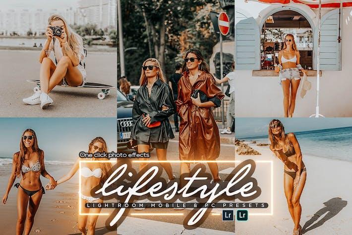 Insta Lifestyle Lightroom Presets
