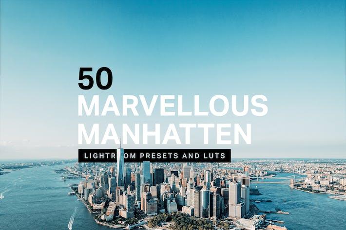 Thumbnail for 50 Пресеты Lightroom на Манхэттене