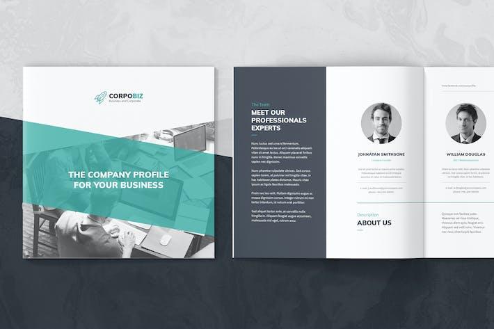 Thumbnail for CorpoBiz — Place des affaires et Entreprise