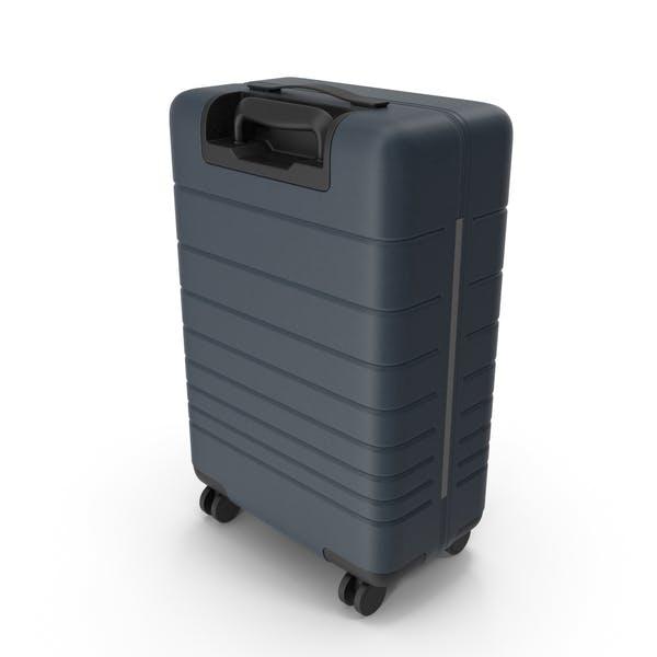 Suitcase Blue