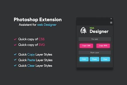 Wed Designer Assistant