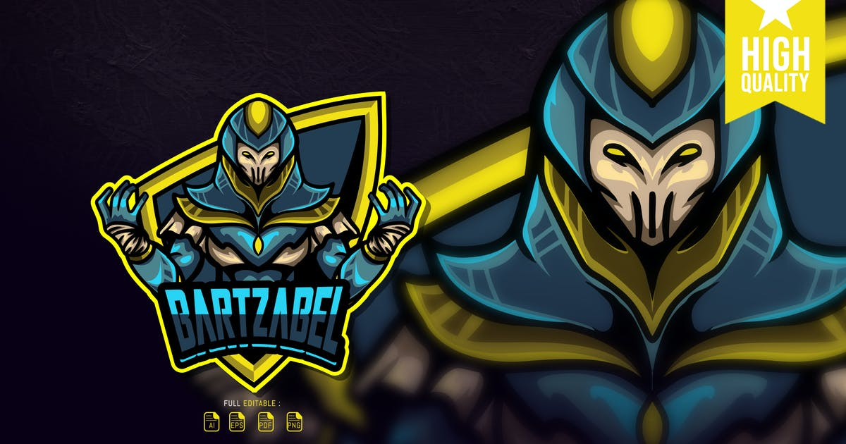 Download Bartzabel Esports Logo by overlaytemplate