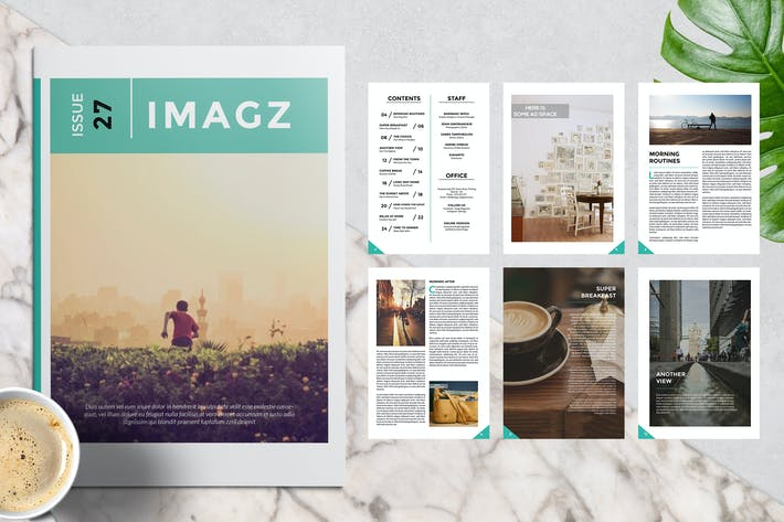 Thumbnail for Imagz Magazine