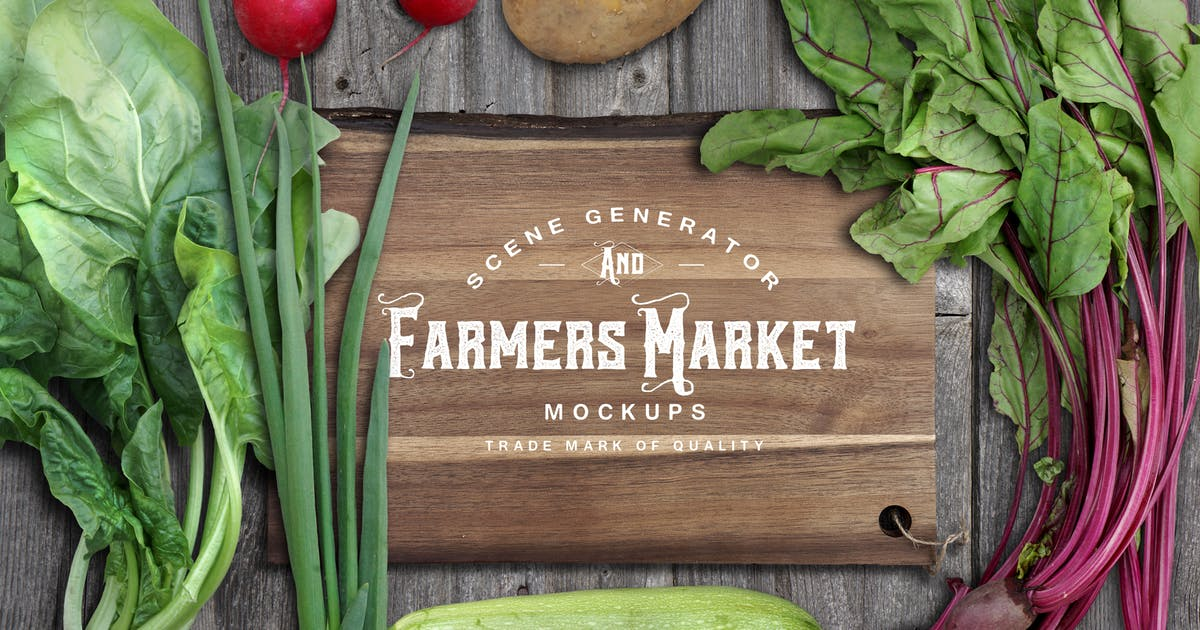 Download Farmers Market Scene Generator by amris