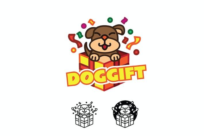 Dog Gift - Mascot & Esport Logor