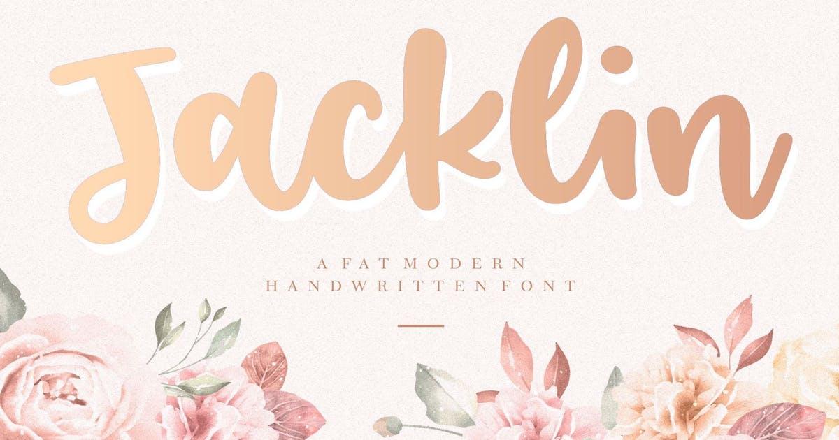 Download Jacklin YH - Handwritten Font by GranzCreative