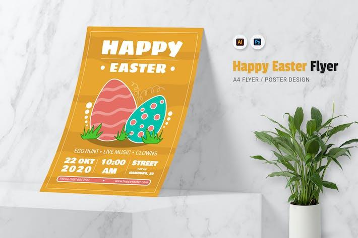 Thumbnail for Happy Ester Flyer