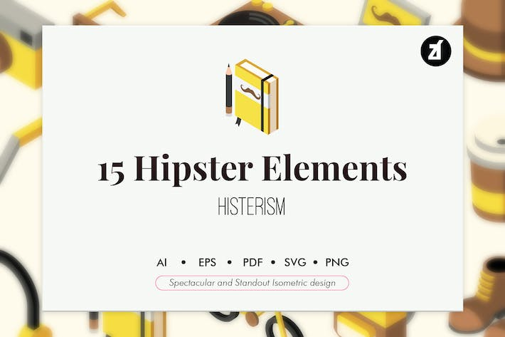 Thumbnail for 15 Elementos Hipster