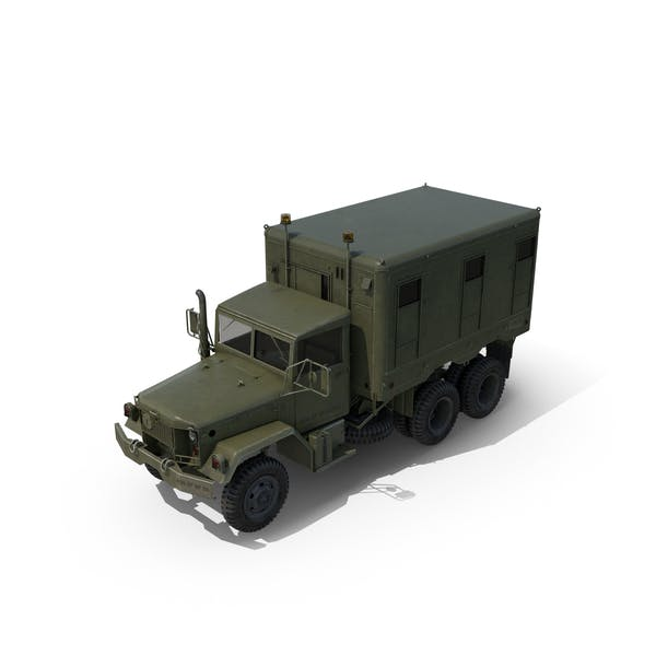 Thumbnail for M109 Shop Van