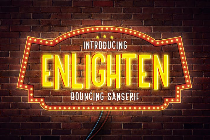 Cover Image For ENLIGHTEN