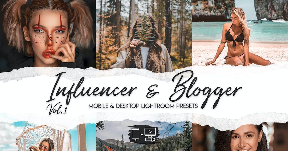 Download Influencer & Blogger Vol. 1 - 15 Premium LRPresets by ClauGabriel