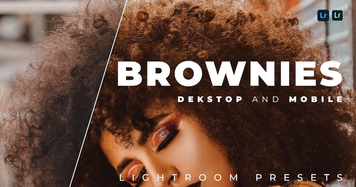 Download Brownies Desktop and Mobile Lightroom Preset by Bangset