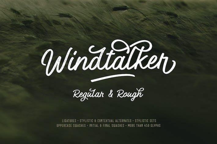 Thumbnail for Windtalker Script