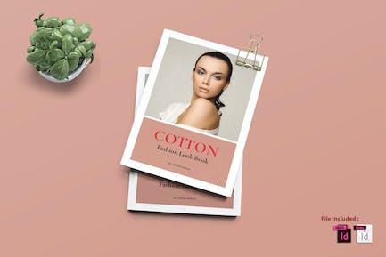 COTTON Magazin Vorlagen