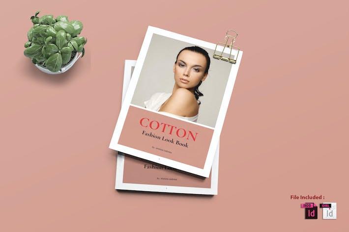 COTTON Magazine Templates