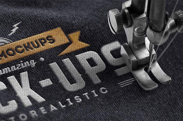 Thumbnail for Logo Mock-Ups / Vol.1