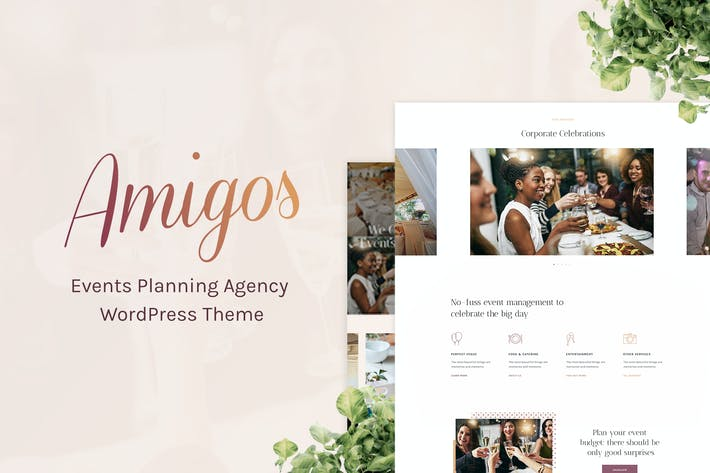 Amigos - Party & Celebration Event Agency