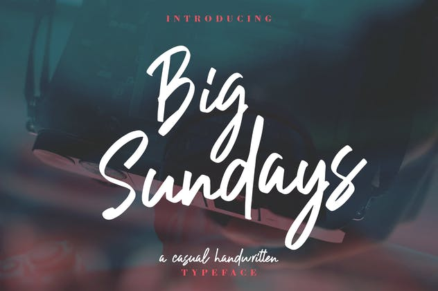 Big Sundays - product preview 0