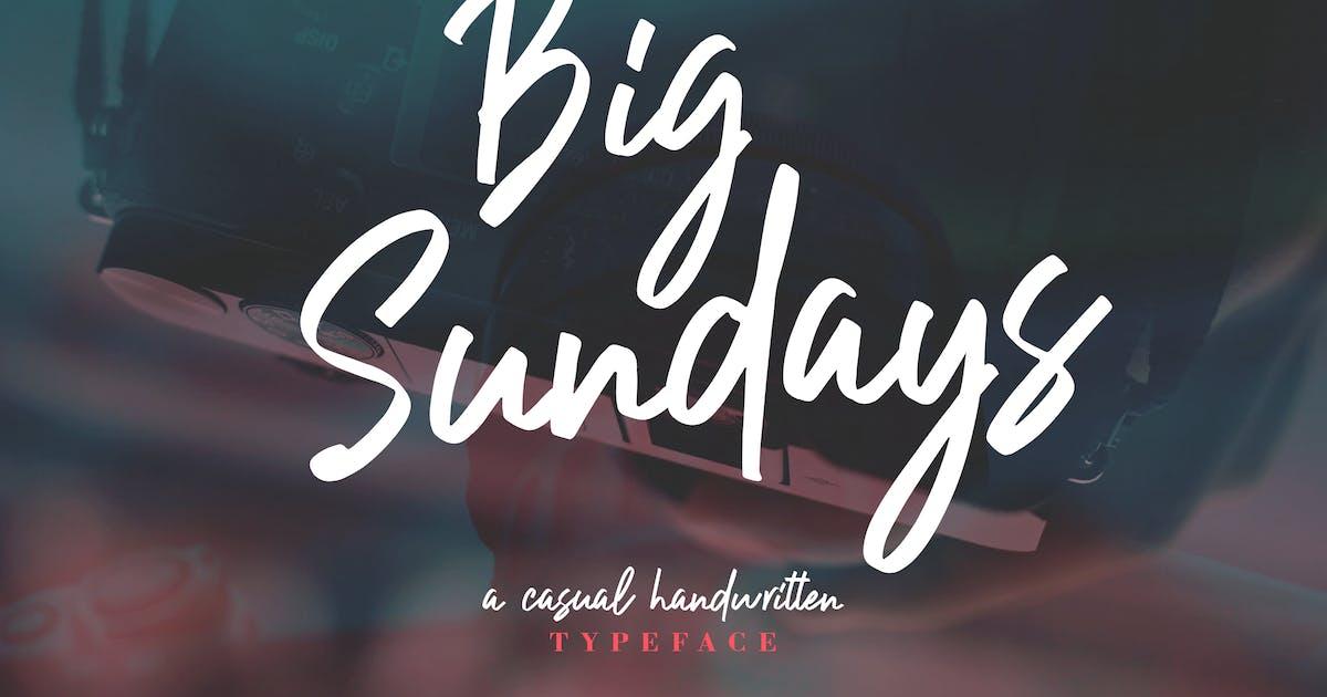 Download Big Sundays by adilbudianto