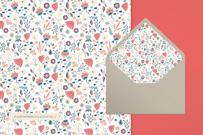 Thumbnail for Bloom Patterns Collection vol.3