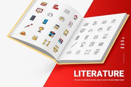 Literature - Icons