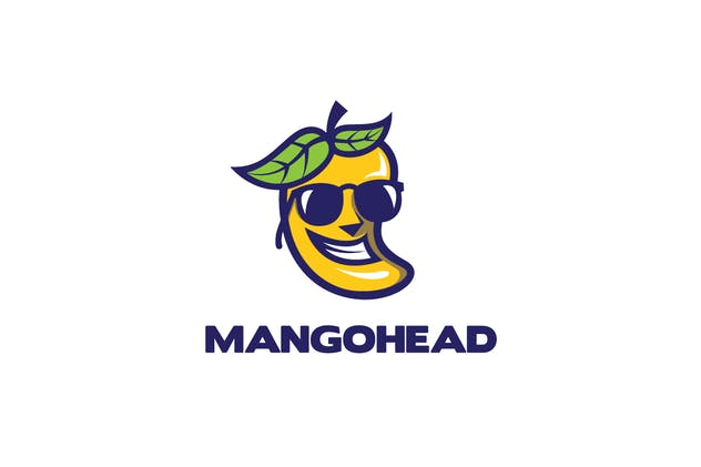 Mango Head Logo - product preview 0