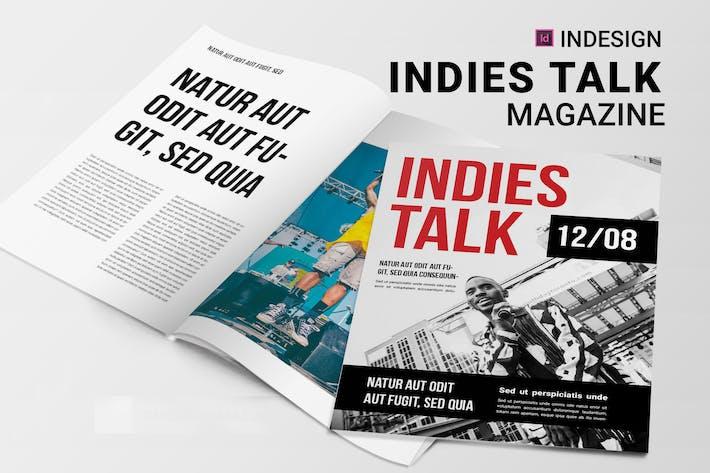 Thumbnail for Indies Talk | Magazin