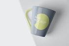Mug Mockup - Cone Shaped