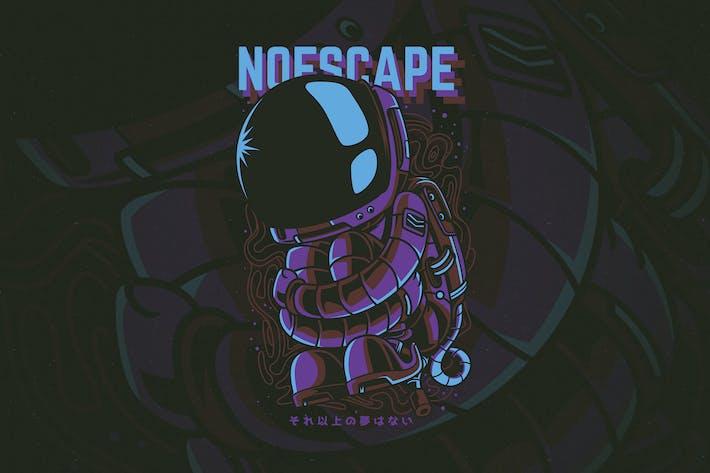 Thumbnail for No Escape