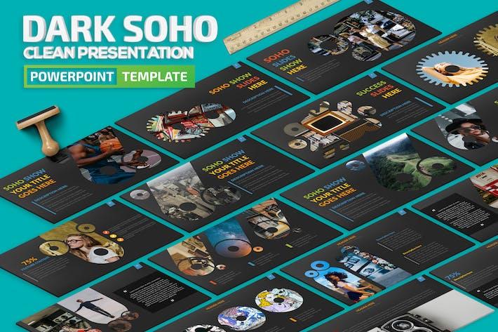 Thumbnail for Презентация «Темный Сохо»