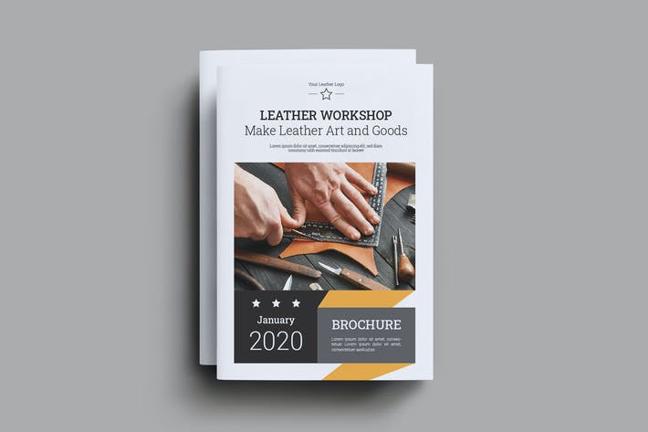Thumbnail for Leather Studio Brochure