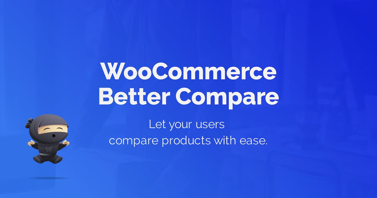 Download WooCommerce Compare Products by welaunch