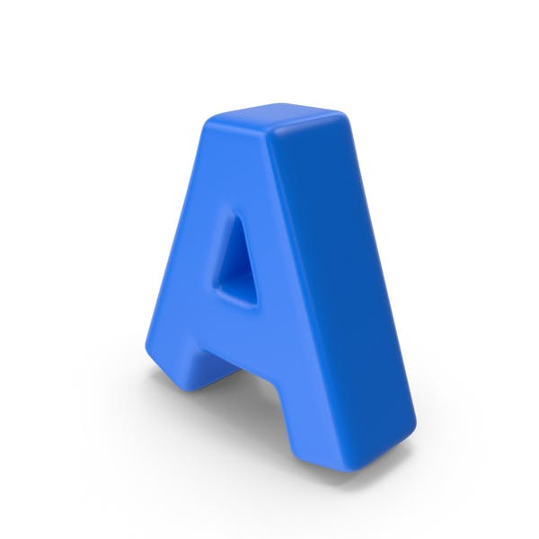 Alfabeto Toon A