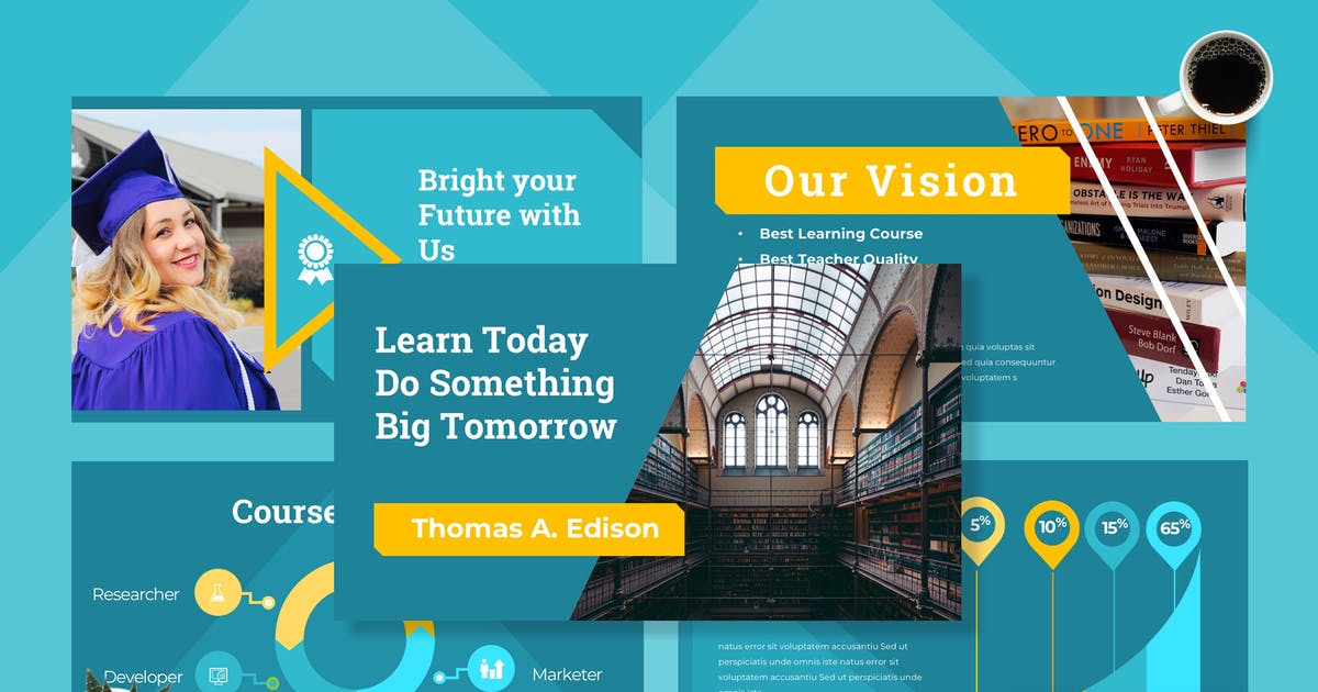Download Phantom Education Keynote Presentation by TMint