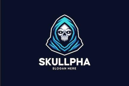Skull Phantom Logo