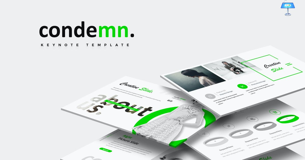 Download Condemn - Keynote Template by Unknow