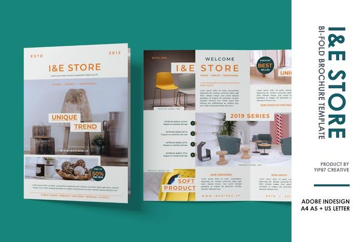 Thumbnail for Interior Bifold Brochure