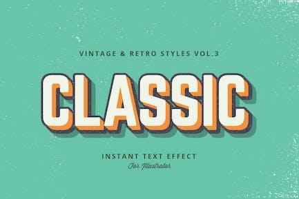 Винтаж и ретро стили Vol.3