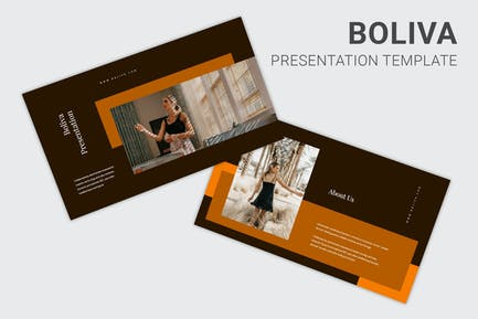 Boliva - Spring Summer Fashion Keynote