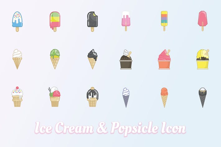 Thumbnail for Ice Cream Icon