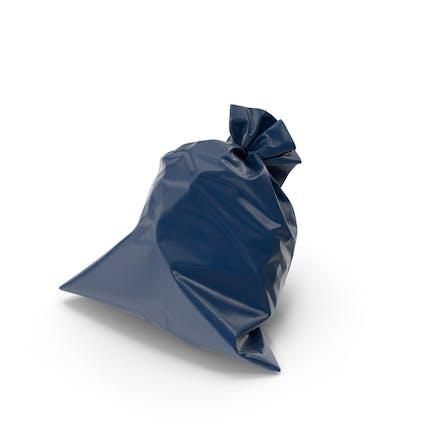 Garbage Bag Blue