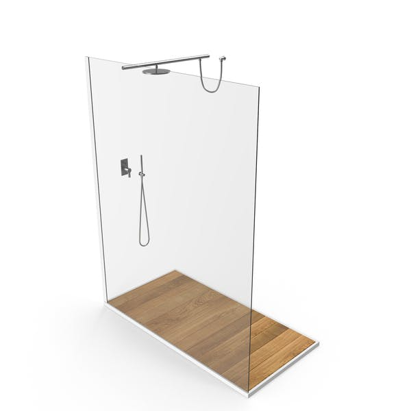 Thumbnail for Contemporary Shower