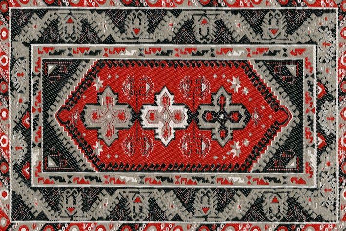 8 Antike Teppiche - Nostalgie Texture