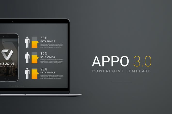 Thumbnail for Шаблон Powerpoint APPO 3.0