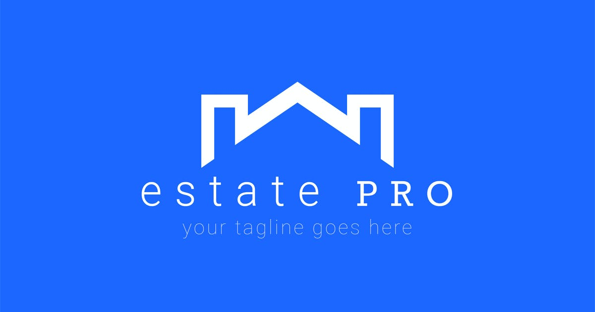 Download Estate Pro - Real Estate Logo by ThemeWisdom